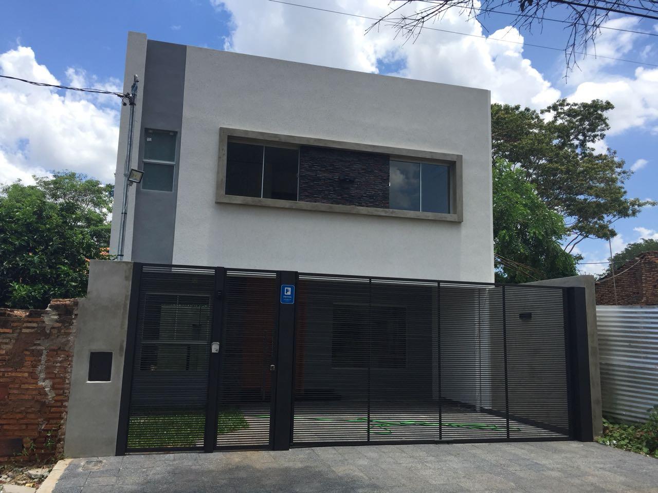 Se Vende Duplex Minimalista A Estrenar Zona Mariano Roque Alonso