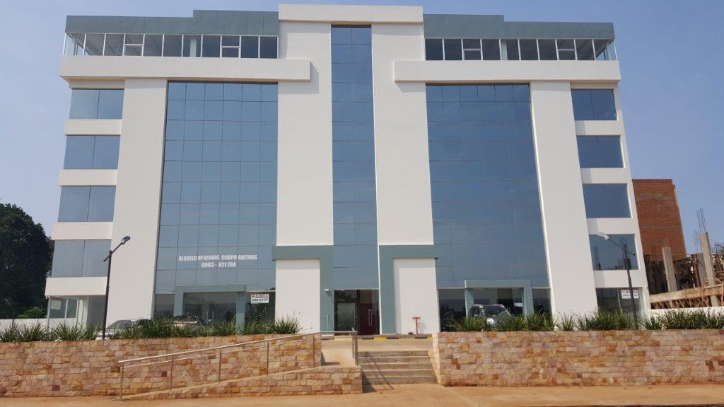 VENDO V-098 Edificio Corporativo - Ciudad del Este