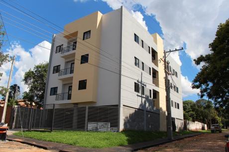 """Departamentos En Edificio """"los Naranjos"""" De San Lorenzo - Zona Laguna Grande"""