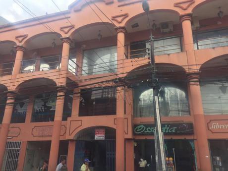 Oficinas En Alquiler Esq. Beni Y Bolivar 243,80 M2 244,950 Usd