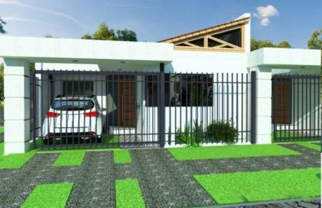 Duplex En Pozo En Mariano Roque Alonso / Concordia
