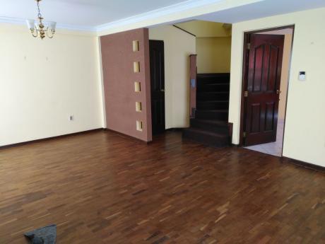 Casa En Alquiler $us.750 Irpavi