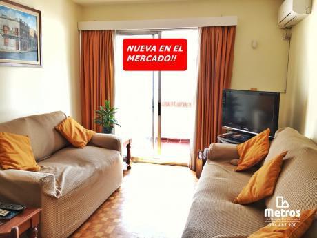 Nuevo En Mercado! Gran Punto A 200mts De Rambla - Porteria 24hs