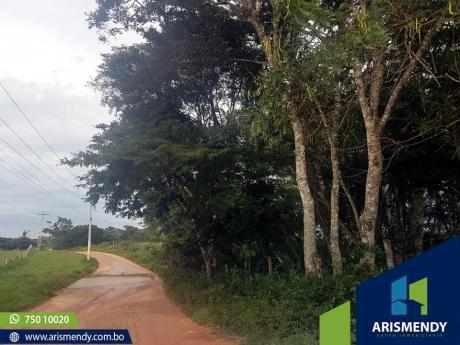 Terreno En Venta - Urubo