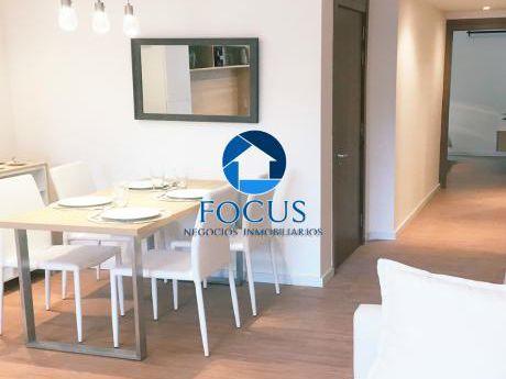 Venta Apartamento 1 Dormitorio En Cordón - Calidad Constructiva óptima