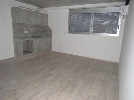 Alquile Apartamento 1 Dormitorio A Estrenar En Pocitos