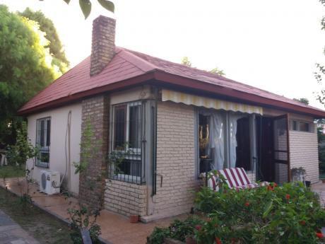 Id 10848- Casa 2 Dorm +cabaña 2 Dorm  Shangrilá Sur- 708/110 Edif
