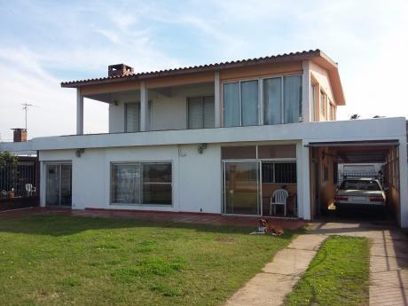 Lagomar Sobre Rambla - Casa + Apartamento.