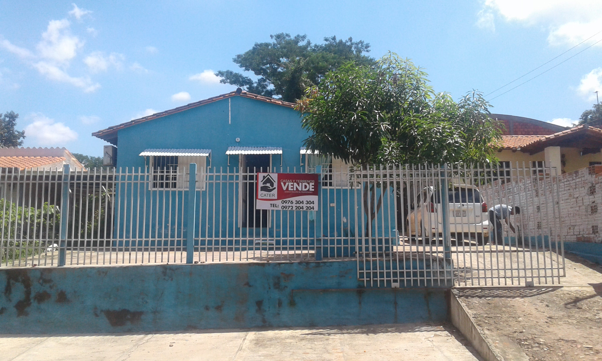 Vendo Casa En Barrio Capilla Del Monte San Lorenzo