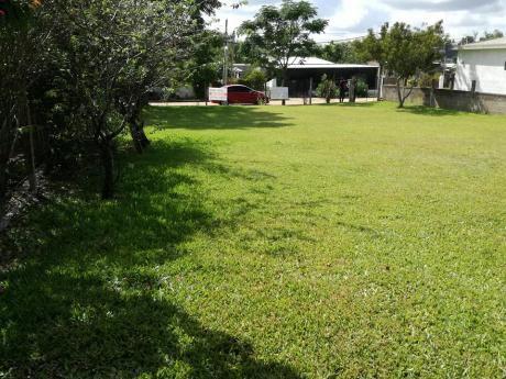 Vendo Excelente Terreno Nivelado Pronto Para Edificar