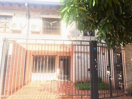 Alquilo Duplex Fernando De La Mora Zona Norte -fundacion Vision, Una