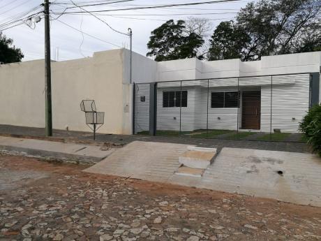 Alquilo Duplex De 2 Dormitorios En Lambare Zona Carretera De Lopez