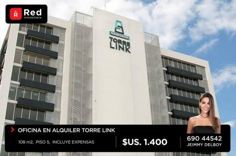 Oficina En Alquiler En Centro Empresarial Torre Link