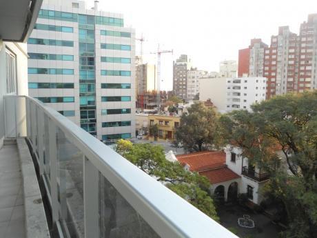 Alquiler Apto  Punta Carretas  1 Dormitorio