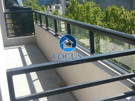Alquile Gran Unidad En Excelente Ubicación -1 Dorm Con Terraza