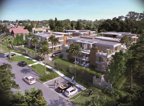 Edificio Araucaria  Un Nuevo Concepto De Vivienda Integral