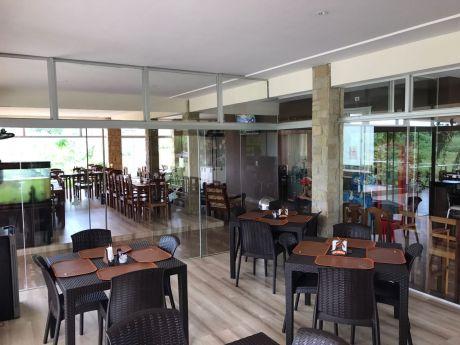 Restaurant En La Localidad  De Robore