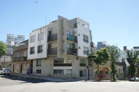 Apartamento 1 Dormitorio, Parrillero Común. Parque Rodó