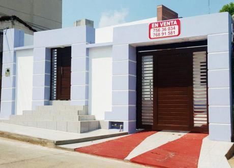 En Venta Hermosa Casa A Estrenar 200 Mts2 $us 135.000