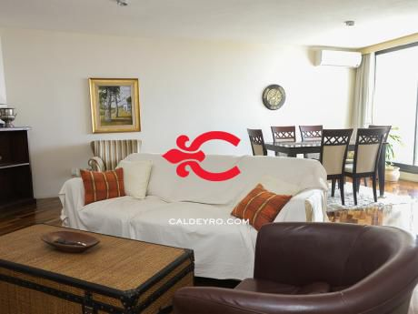Apartamento En Pocitos. Ref: 621