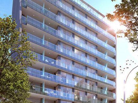 Estrene Apartamento Monoambiente En Pocitos. Air Tower