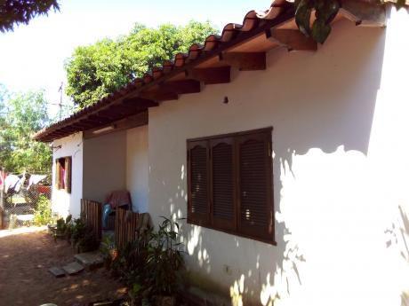 Vendo Casa En Lambare - Pto Pabla