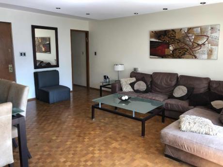 Precioso Apartamento Terraza Al Frente Y Losa Radiante!!