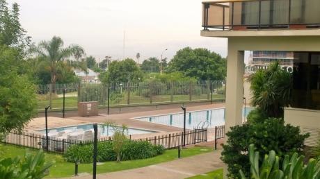 Torres Del Puerto, 2 Dorm 2 B, Gge, Con Muebles, Gran Vista Y Seguridad.