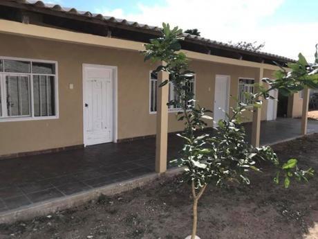 Casa A Estrenar En Venta O Alquiler En La Ciudad De Cotoca Con Amplio Parqueo