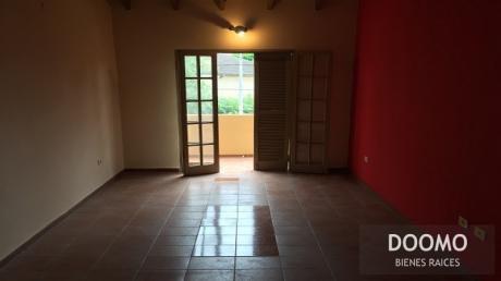 Departamento De 2 Dormitorios En Alquiler, Barrio Herrera