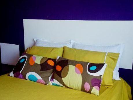Depto De 1 Dormitorio, Completamente Amoblado