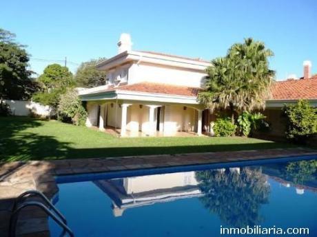 Espectacular Casa En Villa Morra