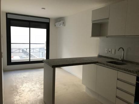 Alquiler, Apartamento 1 Dormitorios A Estrenar