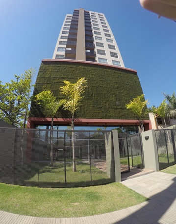 Torre Central - Zona residencial.