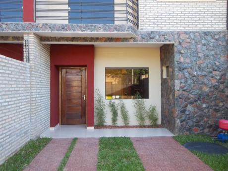 Alquilo Duplex En Fdo. De La Mora Zona Norte
