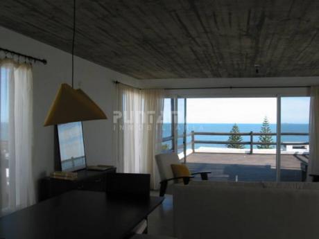 Apartamento En Alquiler En La Barra - Ref: 13008