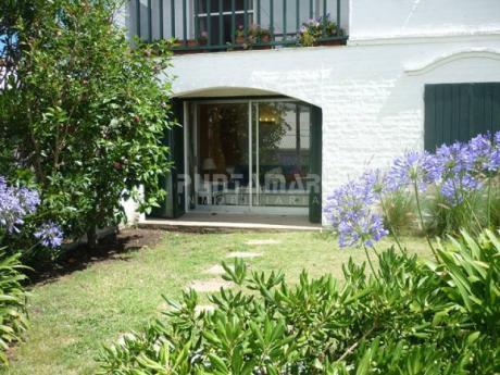 Apartamento En Alquiler En La Barra - Ref: 13020