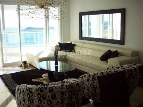 Apartamento En Alquiler En Mansa - Ref: 2134