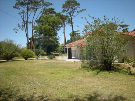Kosak Punta Cantegril Chalet CLásico 3 Dorm, Parque 2800 M2