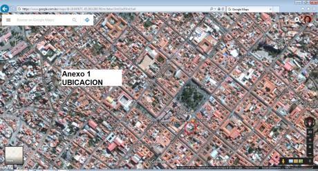 Casa Centrica Sucre