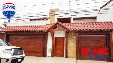 Hermosa Casa De Lujo A Estrenar En La Mejor Zona Y De Mas Alta Plusvalia
