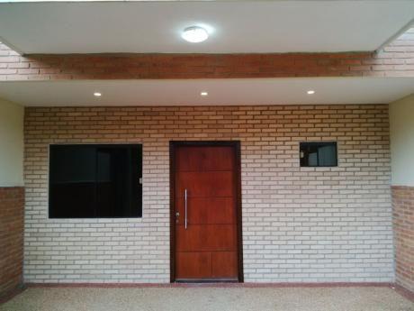 Vendo Un Hermoso Duplex En Zona Canal 13 De Lambare