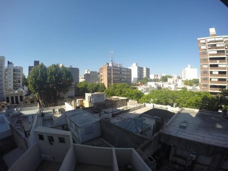 Apartamento En Alquiler Monoambiente En Parque Rodó