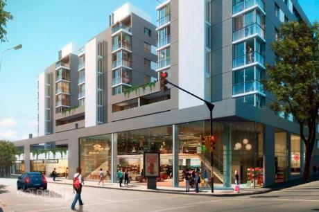 Nostrum Plaza - Apartamentos De 2 Dormitorios Al Frente En Pisos Altos!