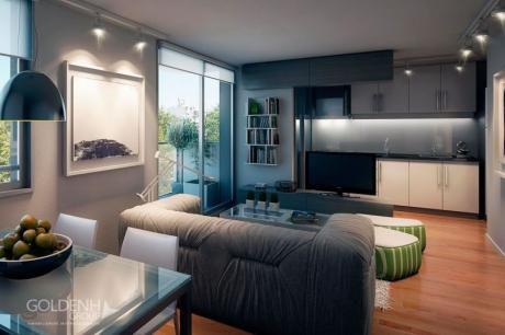 Vento Magallanes - Amplias Plantas De 2 Dormitorios Todas Exteriores.