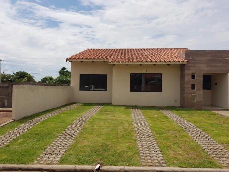 Vendo Dos Casas A Estrenar En Condominio Cerrado San Telmo Zona Palma Verde