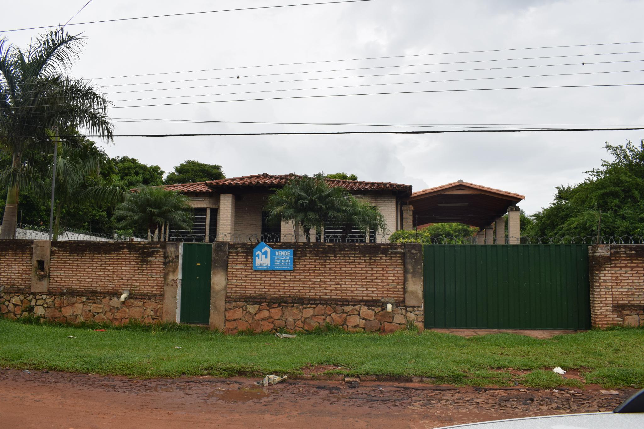 Vendo Dos Terrenos Con Casa En Villa Elisa Zona Tres Bocas