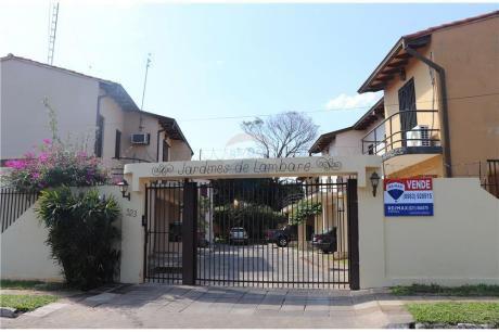 Vendo Duplex En Condominio Jardines De Lambare