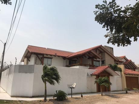 Hermosa Casa Amoblada Zona Las Palmas
