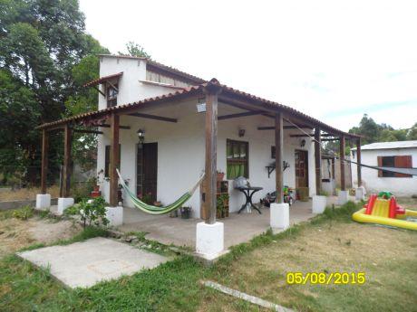 Se Vende Casa Con Gran Terreno En Pinamar Norte